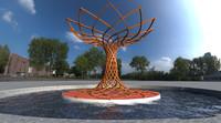 tree life 3D