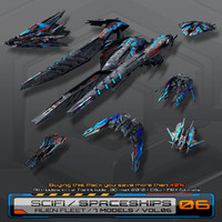 7_Alien Spaceships