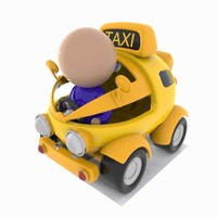 taxi toon model