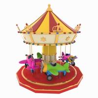 Toon Carousel