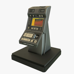 3D tricorder tr-590