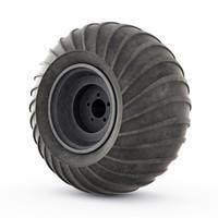 Wheel rover