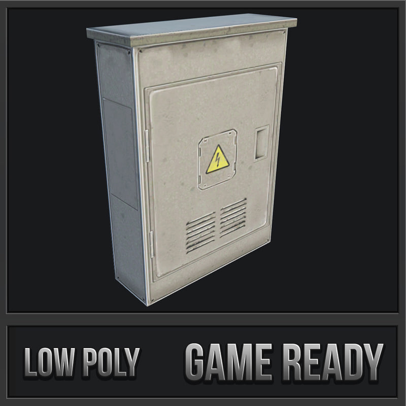 utility box 04 model