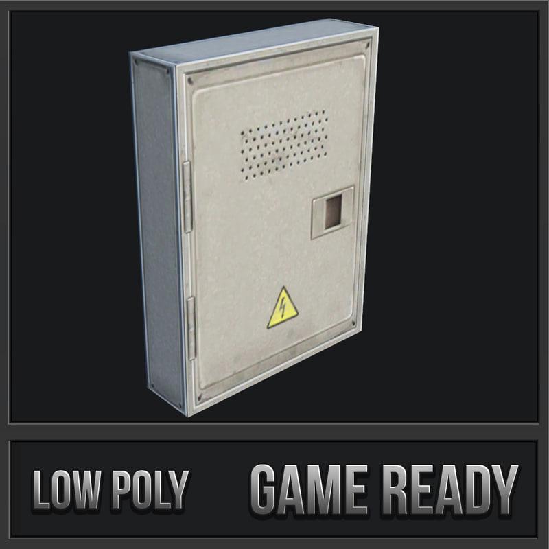 utility box 08 model