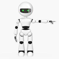 chatbot design 3D