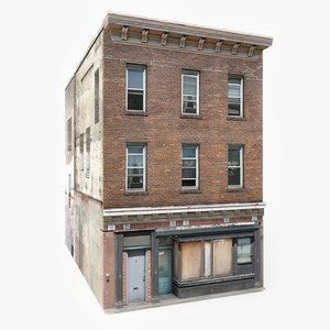 ready apartment house 3D model