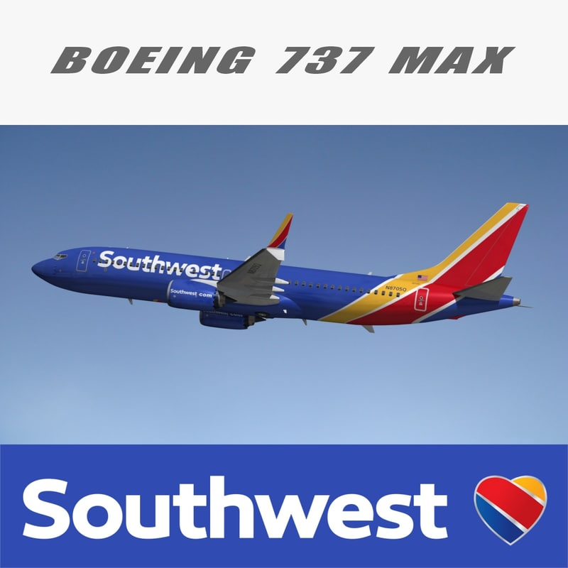 boeing 737 southwest model