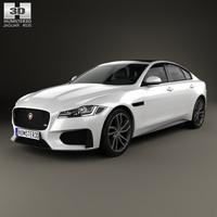 3D xf s 2016 model
