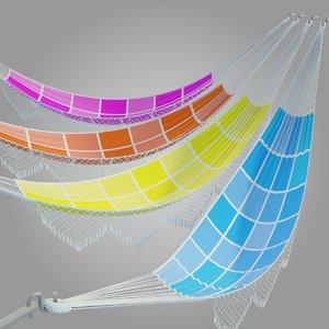 3D hammock model