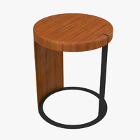 giorgetti ling coffe table 3D model