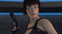 Lara (sci-fi girl)