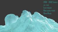 cave rock 3D model