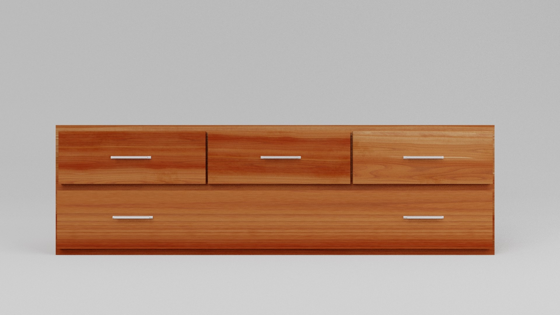 sideboard pbr photorealistic 3D