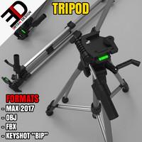 tripod 3D