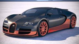 bugatti veyron super model