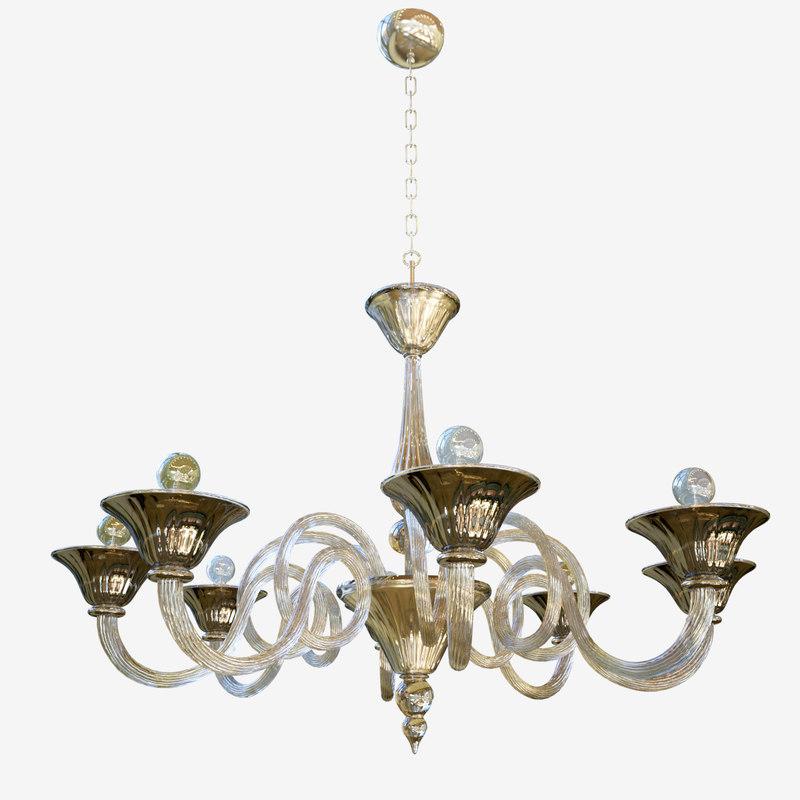 chandeliers sylcom dolfin 1382 model