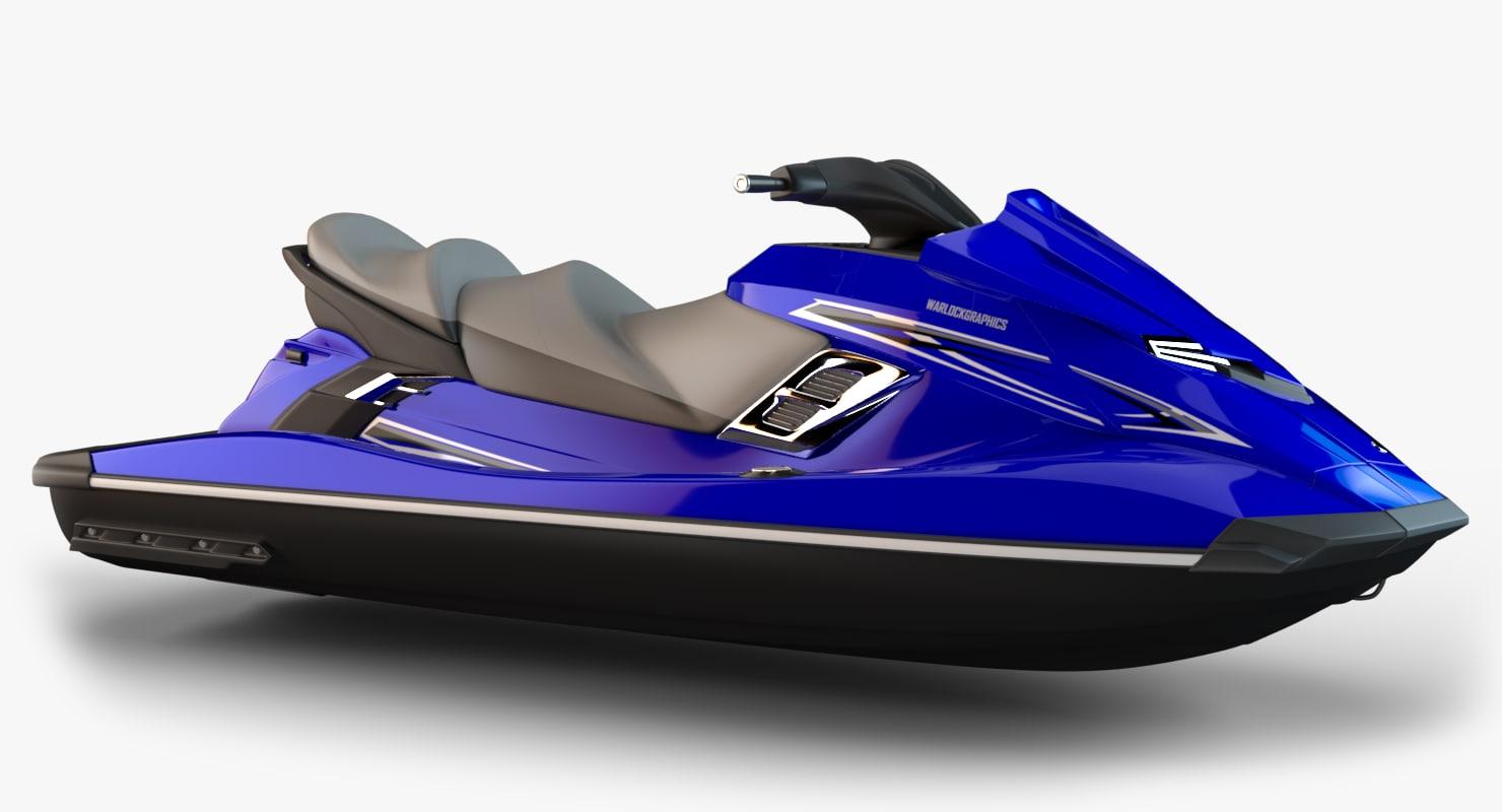 jetski model