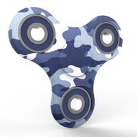 hand spinner spin 3D model