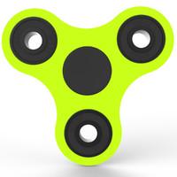 3D hand spinner spin model