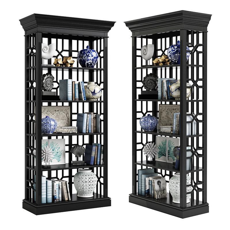 eichholtz cabinet collier 110602 3D model
