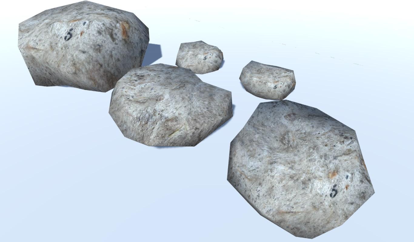 ultra rocks 3D