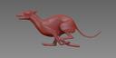Whippet 3D models