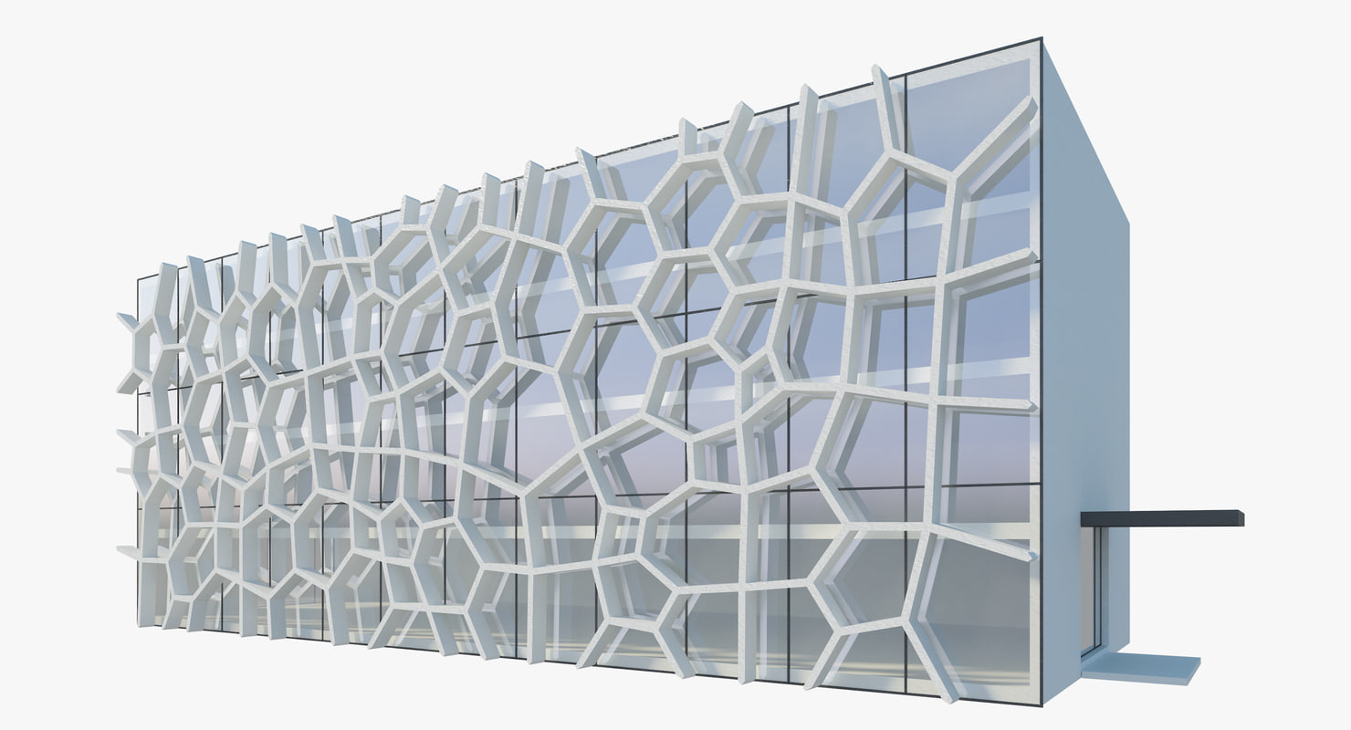 building modern 3D