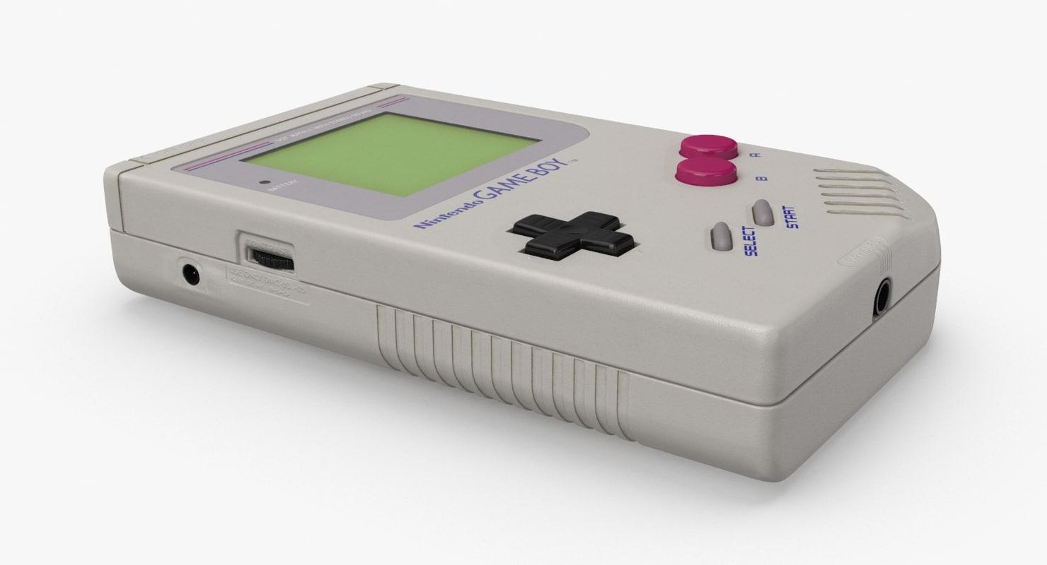 3D classic-game-boy