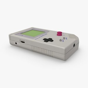 3D classic-game-boy
