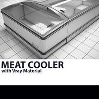 meat refrigerator resolution model