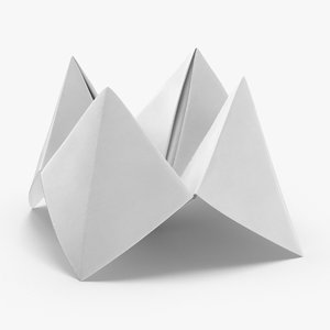 cootie-catcher 3D