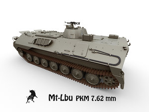 mt-lbu mt-lb 7 pkm model