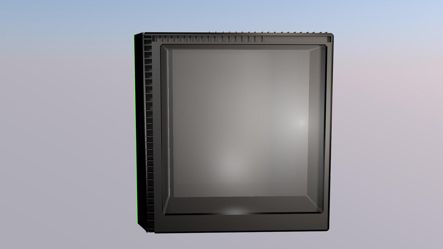 omen hp 3D model