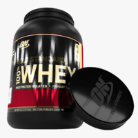 protein bottle whey 3D model