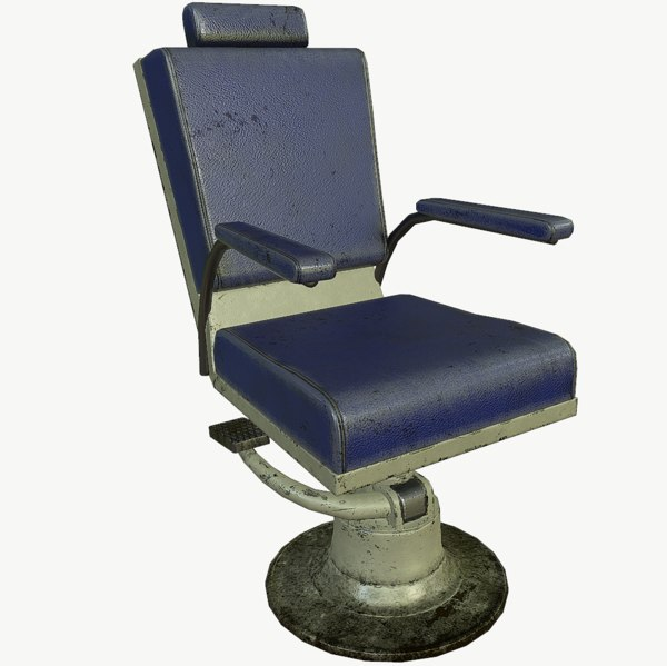 surgical chair 3D model