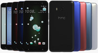 realistic htc u11 colors 3D model