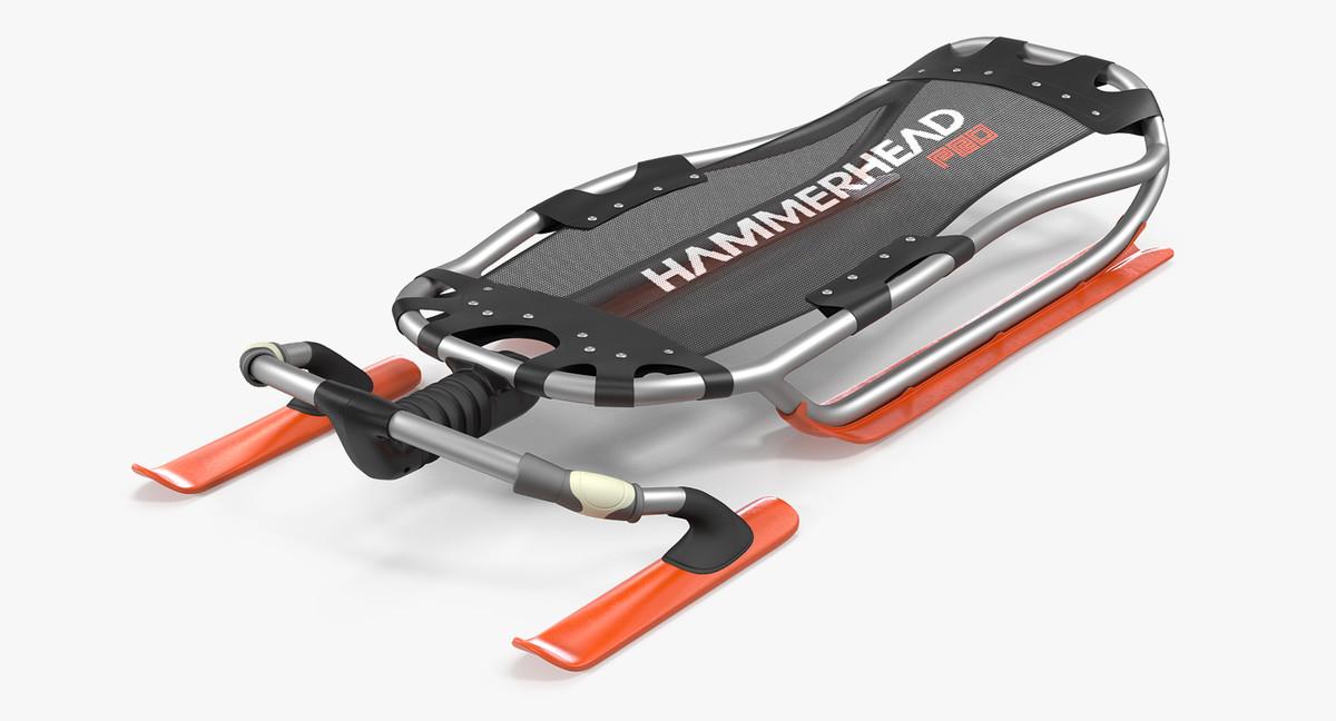 hammerhead pro sled 3D