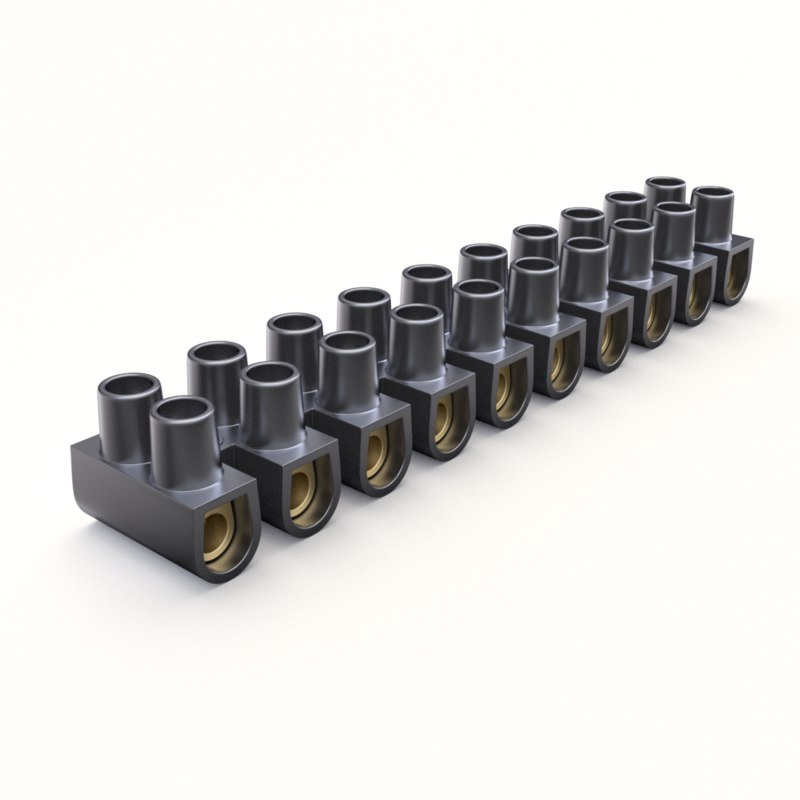 block clamp terminal model