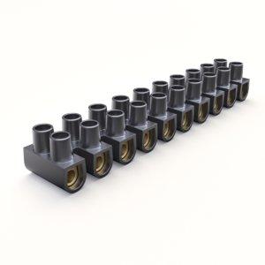 block clamp terminal model
