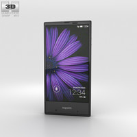 3D sharp aquos serie