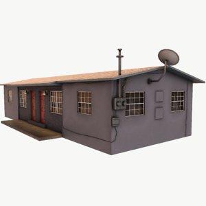 1 house 3D
