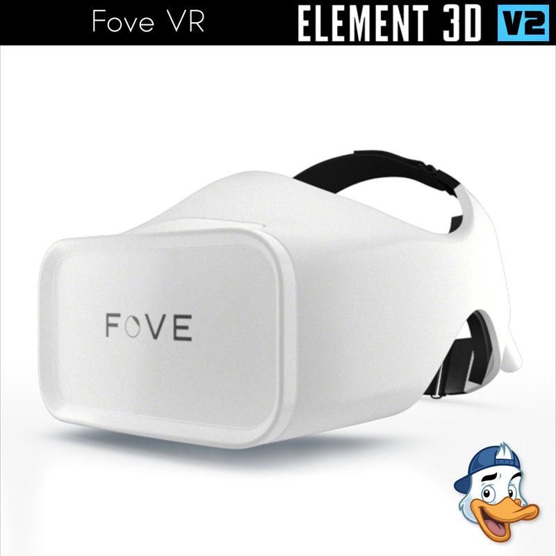 element fove vr model