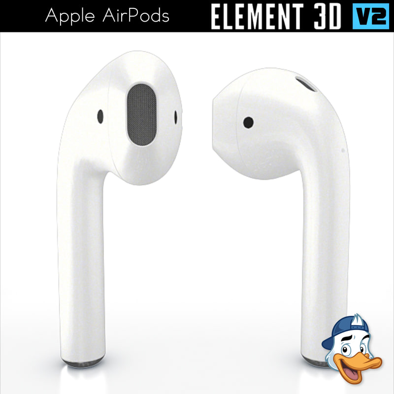 apple airpods element model
