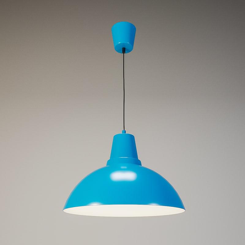 ikea foto lamp 3D