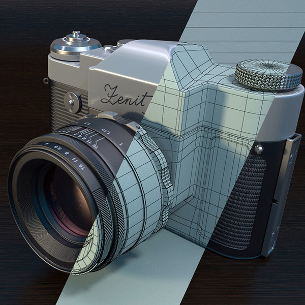 film camera 3D