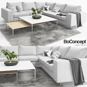 sofa boconcept indivi model