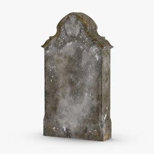 3D headstones-01---headstone-02