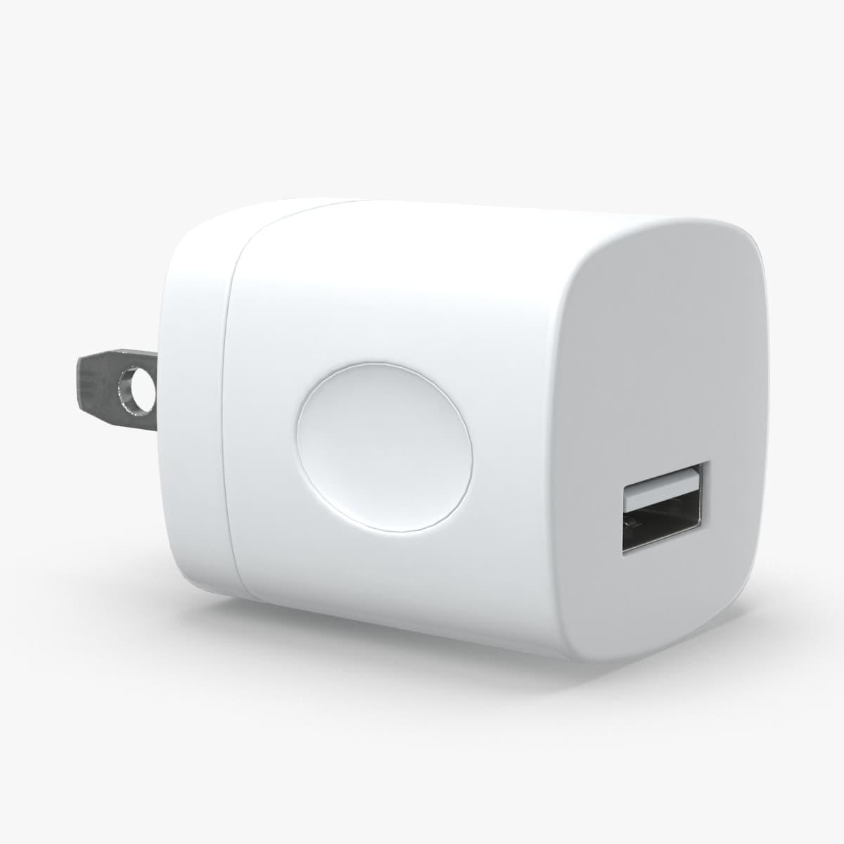 usb-port 3D