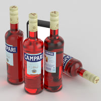 Campari 700ml Bottle