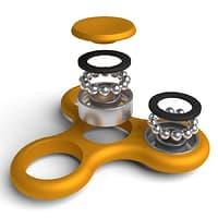 3D fidget spinner
